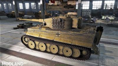 Sgt_Krollnikow51's Skin for Japan Tiger I , 2 photo